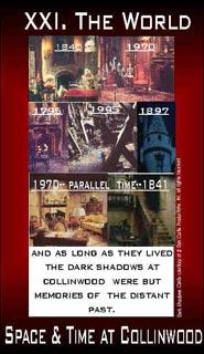 Dark Shadows Tarot