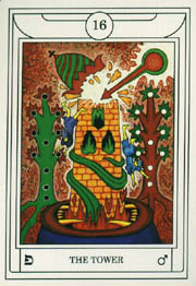 Golden Dawn Magical Tarot