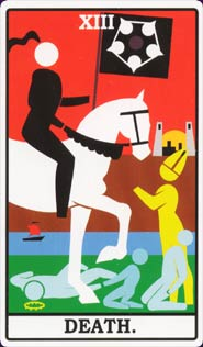 International Icon Tarot