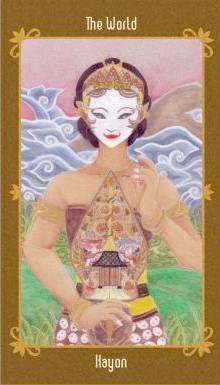 Javanese Folktales Tarot