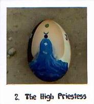 Physical Egg Tarot