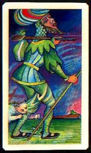 Radical Wirth Tarot