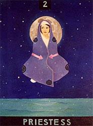 Sacred Art Tarot (by Loren Marks)