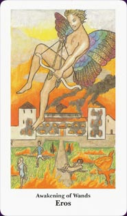 Sol Invictus The God Tarot