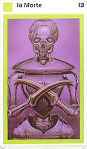 Tarot of Robots