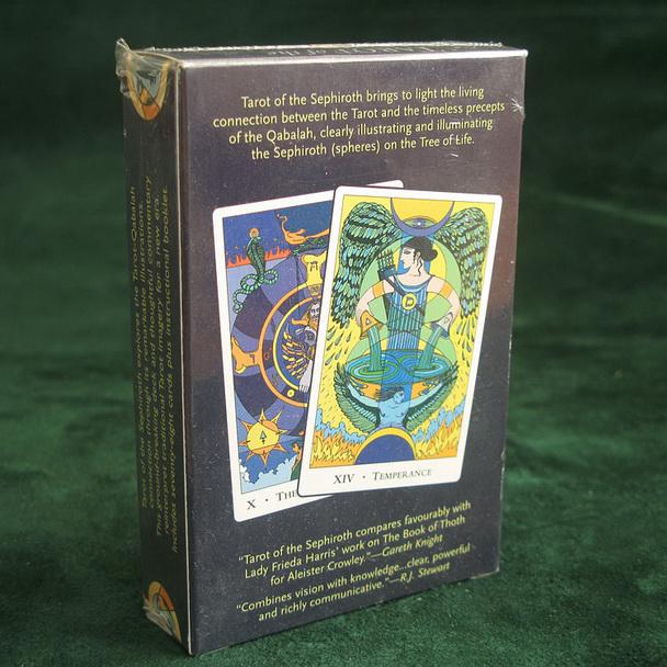Tarot Of The Sephiroth 22 99