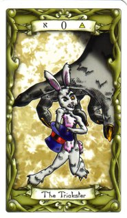 Twilight Rabbit Tarot