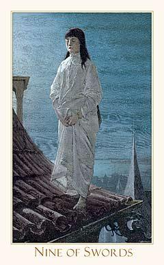 Victorian Romantic Tarot