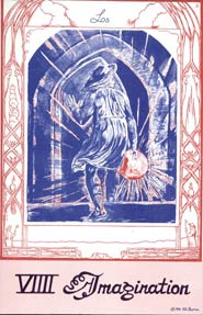 William Blake Tarot Triumphs
