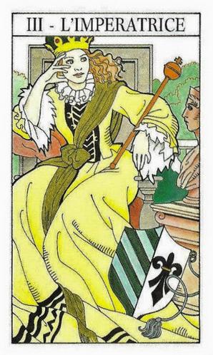 Women of May Tarot (Tarocchi Donne di Maggio)