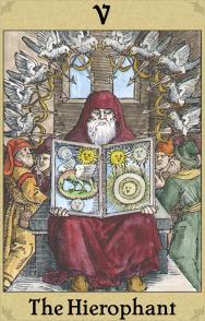 Alchemical Emblem Tarot