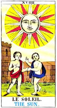 Epinal Tarot