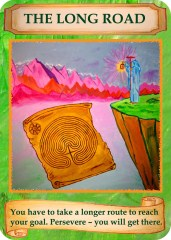 Labyrinth Wisdom Cards