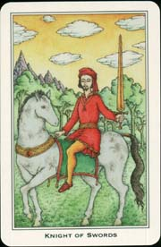 Medieval Enchantment Nigel Jackson Tarot