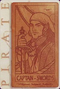 Pirate Tarot