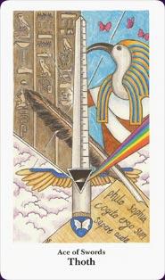 Sol Invictus The God Tarot