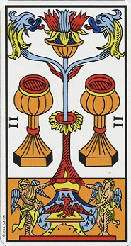 Tarot de Marseille by Jodorowsky and Camoin