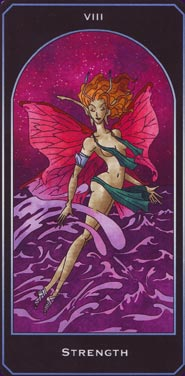 Tarot of the Lepidopteran People