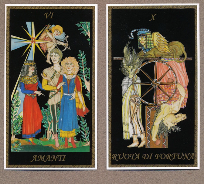 Tarot of the New Moon
